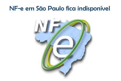 NF-e em São Paulo fica indisponível em 11/12/2015