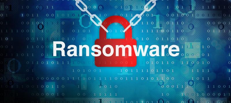 Nova ameaça: Ransomware.