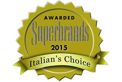 Superbrands coloca a Zucchetti entre as vinte marcas mais influentes da Itália